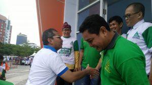 Foto Walikota Makassar temui tokoh agama dan Unsur forkompinda di Aparong
